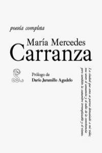 POESIA COMPLETA CARRANZA: portada