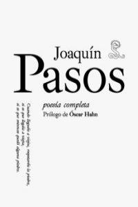 POESIA COMPLETA PASOS: portada