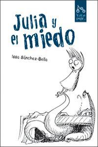 JULIA Y EL MIEDO: portada