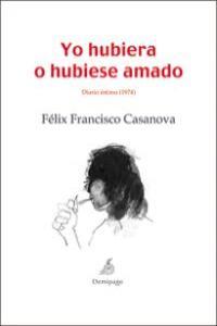 YO HUBIERA O HUBIESE AMADO: portada