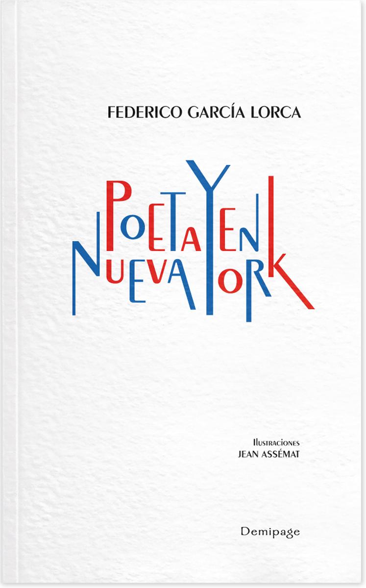 Poeta en Nueva York: portada