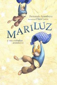 Mariluz y sus extrañas aventuras: portada