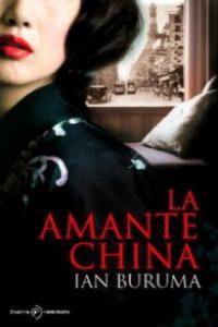 AMANTE CHINA,LA: portada