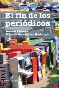 FIN DE LOS PERIODICOS,EL: portada