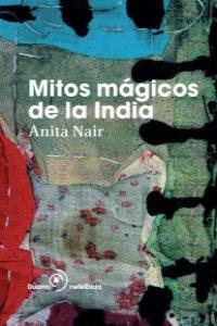 MITOS MAGICOS DE LA INDIA: portada