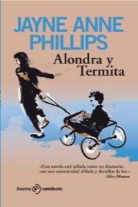 ALONDRA Y TERMITA: portada