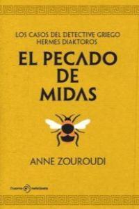 PECADO DE MIDAS,EL: portada