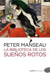 BIBLIOTECA DE LOS SUE�OS ROTOS,LA: portada
