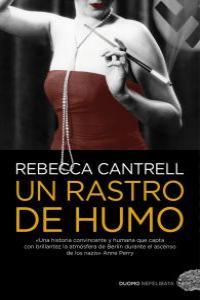 RASTRO DE HUMO,UN: portada