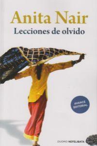 LECCIONES DE OLVIDO 2ªED: portada
