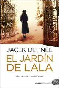 El jardín de Lala: portada