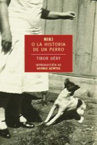 NIKY, LA HISTORIA DE UN PERRO: portada