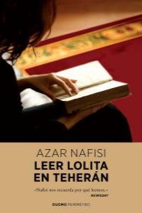 LEER LOLITA EN TEHERAN: portada