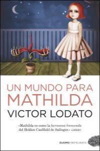 Un mundo para Mathilda: portada