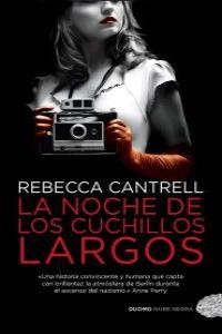 NOCHE DE LOS CUCHILLOS LARGOS,LA: portada