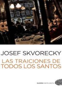 LAS TRAICIONES DE TODOS LOS SANTOS: portada