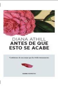 ANTES DE QUE ESTO SE ACABE: portada