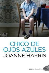CHICO DE OJOS AZULES: portada