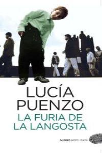 LA FURIA DE LA LANGOSTA: portada