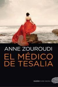 EL MEDICO DE TESALIA: portada