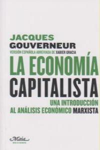 La economía capitalista: portada