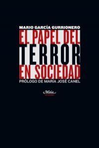 EL PAPEL DEL TERROR EN SOCIEDAD: portada