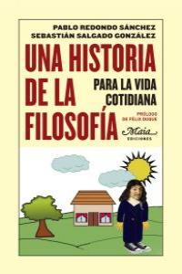 UNA HISTORIA DE LA FILOSOFIA: portada