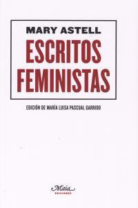 ESCRITOS FEMINISTAS: portada