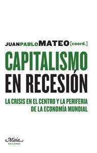 Capitalismo en recesi�n: portada