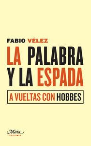 LA PALABRA Y LA ESPADA: portada