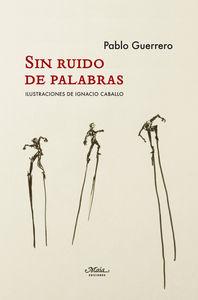 SIN RUIDO DE PALABRAS: portada