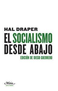 EL SOCIALISMO DESDE ABAJO: portada