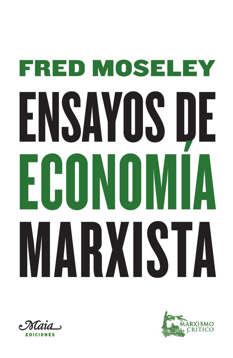 ENSAYOS DE ECONOMíA MARXISTA: portada