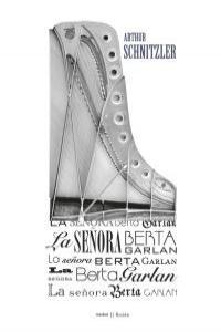 SEÑORA BERTA GARLAN,LA: portada