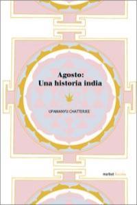 Agosto: Una historia india: portada
