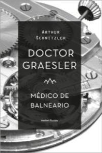 Doctor Graesler, médico de balneario: portada