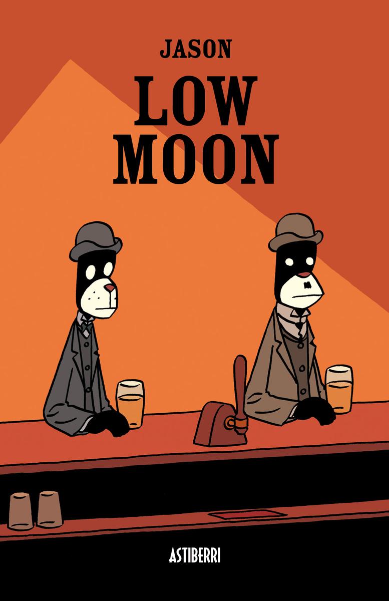 LOW MOON: portada