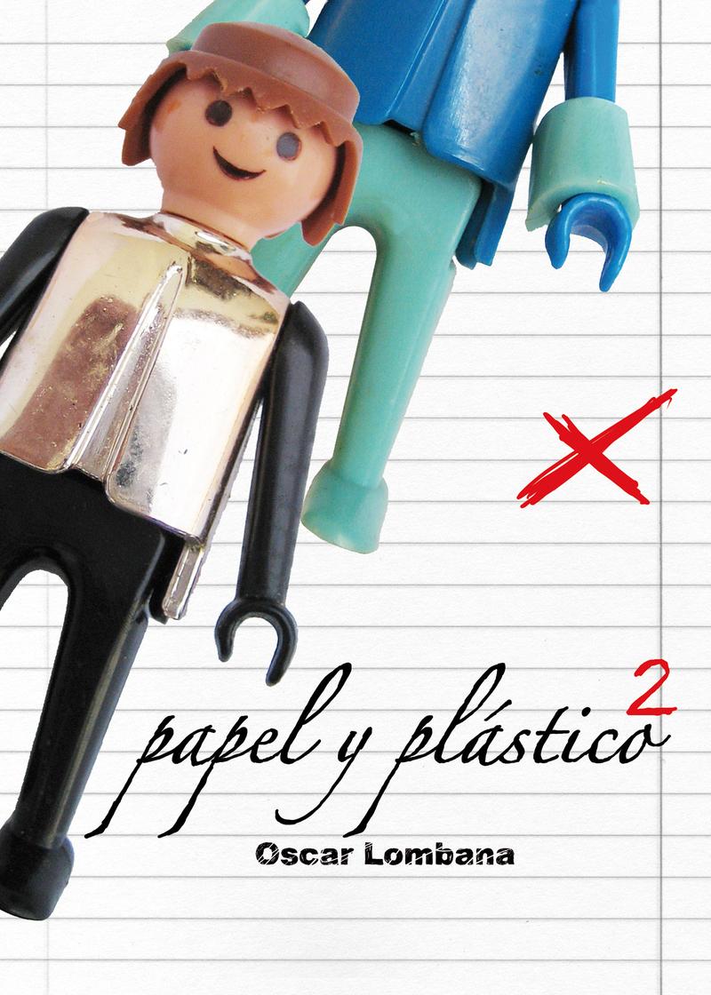 PAPEL Y PLASTICO 2 2ªED.: portada