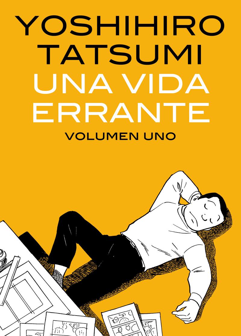 UNA VIDA ERRANTE VOL 1 - 2.ª ED.: portada