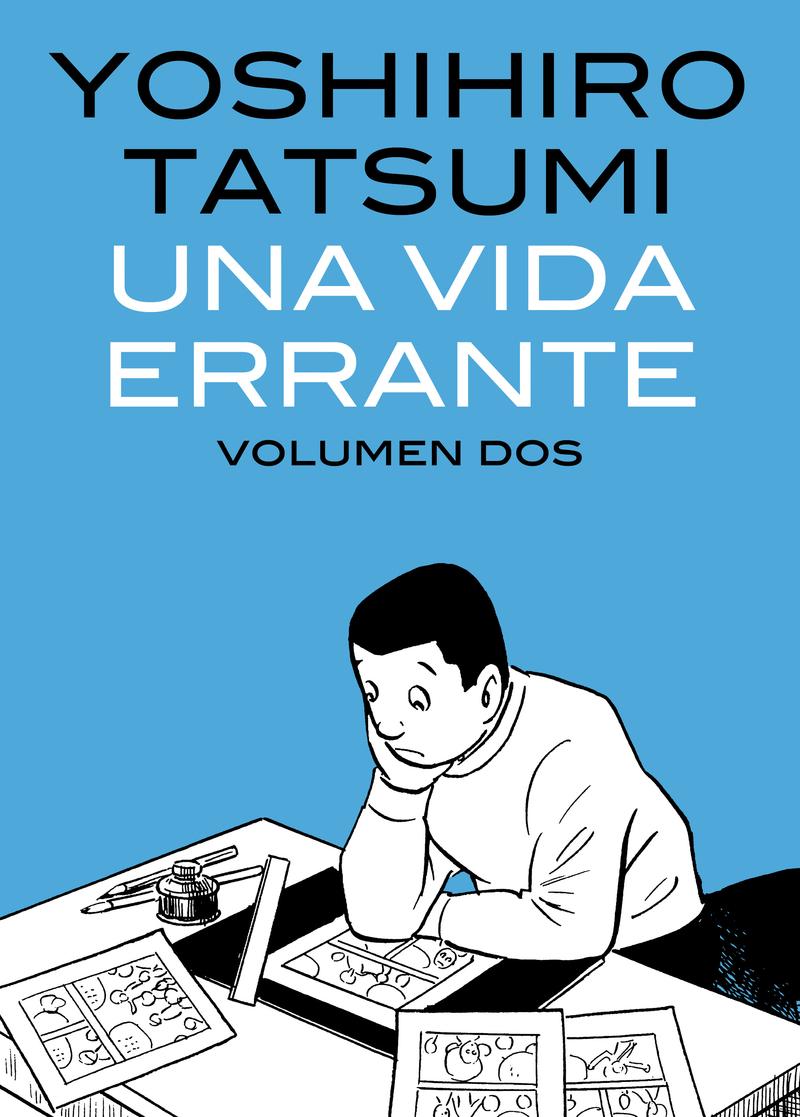 UNA VIDA ERRANTE VOL.2: portada