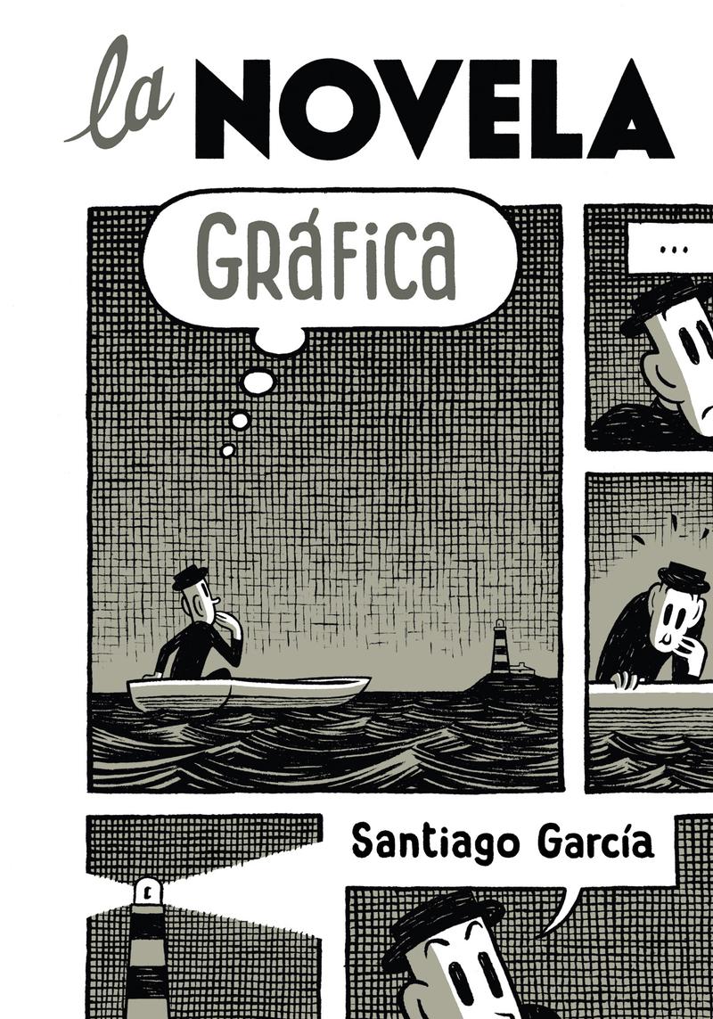 LA NOVELA GRAFICA 2.ª ED.: portada