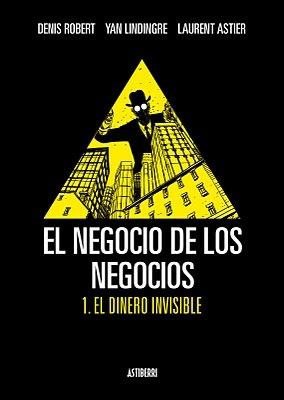 NEGOCIO DE LOS NEGOCIOS,EL VOL. 1: portada