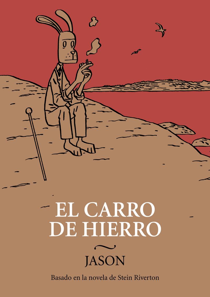 CARRO DE HIERRO,EL: portada