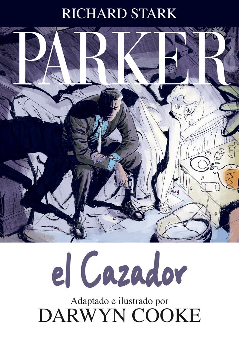 PARKER 1 EL CAZADOR 2.ª ED.: portada