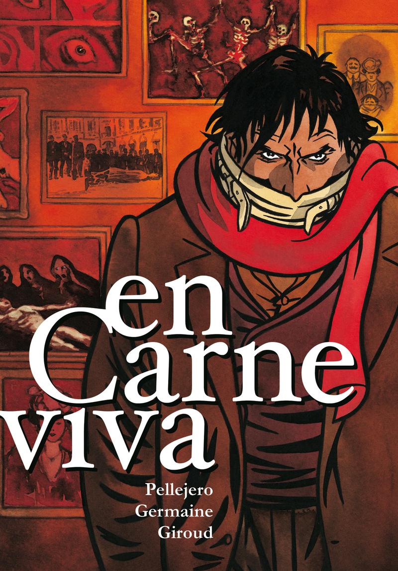 CARNE VIVA,EN: portada