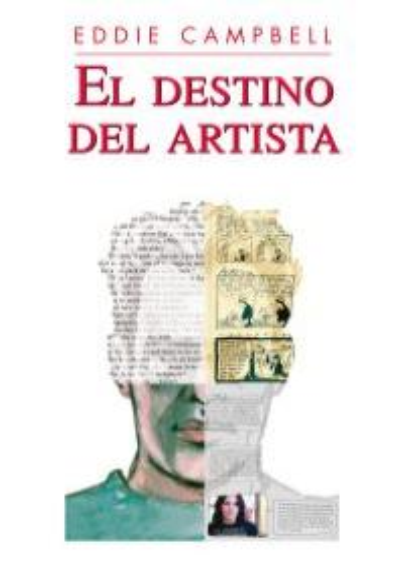 DESTINO DEL ARTISTA,EL: portada