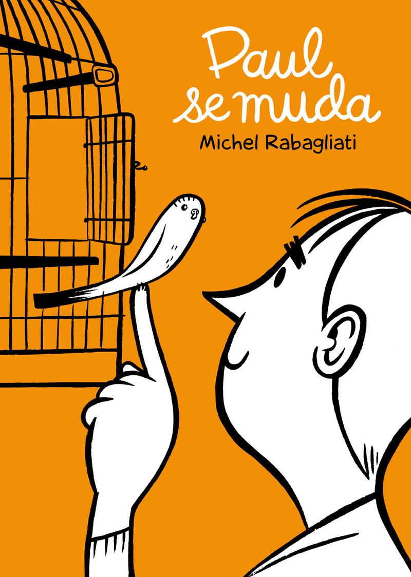 PAUL SE MUDA: portada