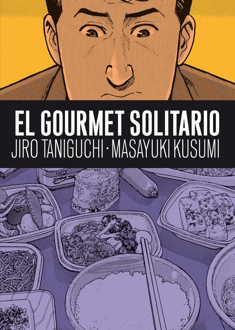 GOURMET SOLITARO,EL 5ªED: portada
