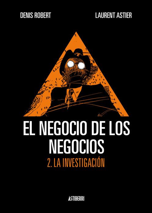 NEGOCIO DE LOS NEGOCIOS,EL VOL 2: portada