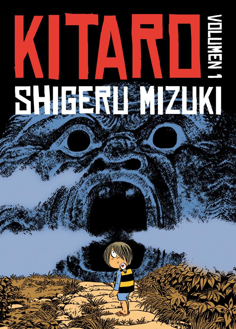KITARO 1 - 2.ª ED: portada